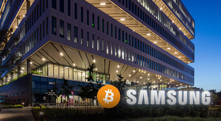 Samsung adiciona Carteira de Bitcoin a seus smartphones