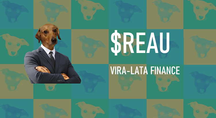 REAU, a criptomoeda meme do Vira-lata Finance