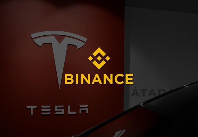 Ações da Tesla na Binance: Corretora de criptomoedas lança token $TSLA