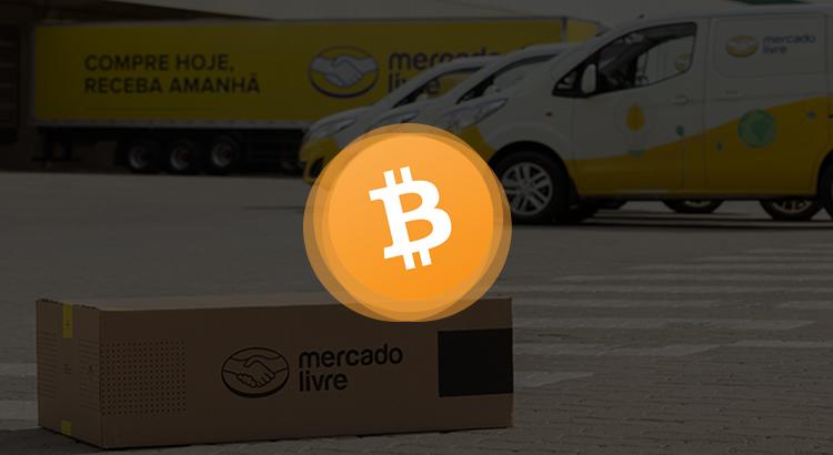 Mercado Livre anuncia compra de R$ 40 milhões em Bitcoin