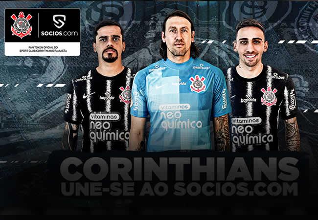Fan token do Corinthians $SCCP - O que é? Onde comprar?